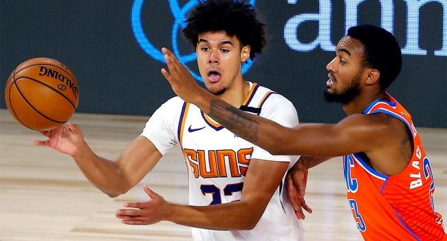 #NBA Phoenix Suns 6'da 6 yaptı (Özet) https://t.co/sfHDhngxqz https://t.co/AcKTvs9Zh5