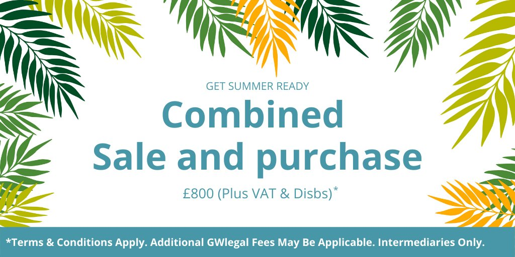 The #SummerFeeling continues this #August with our combined #sale and #purchase #deal!   Click here to read more about this brilliant #deal and start #instructing this #BizHour http://ow.ly/B0ZH50AV6au  T&Cs Apply  #B2B #B2C #Property #HouseSale #HouseMove #Conveyancingpic.twitter.com/Rb7DfMpuVj