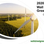 Image for the Tweet beginning: The Wall Street Green Summit