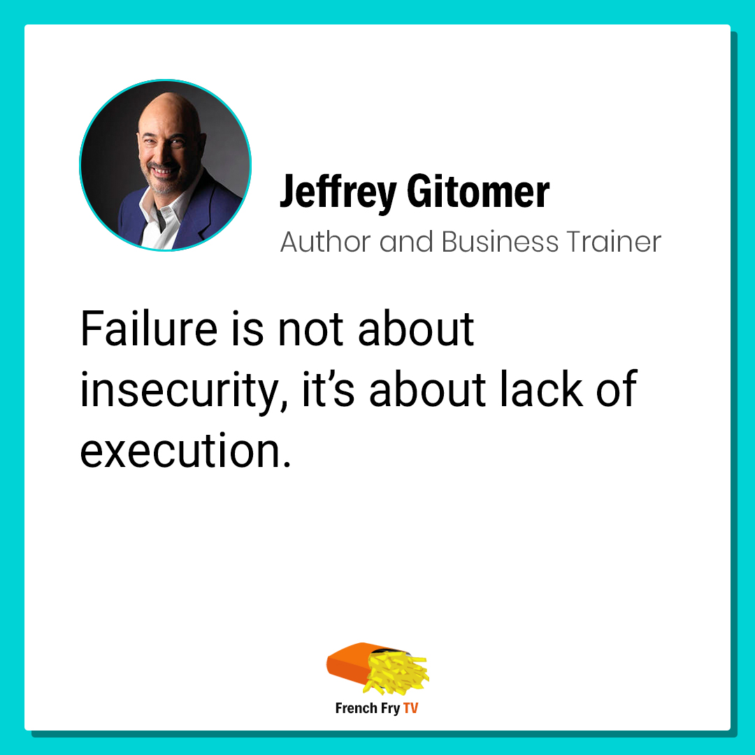 Atleast you'll learn something when you try and fail!  @frenchfrytv for daily knowledge!  #entrepreneurgoals #entrepreneurminds #entrepreneurmindset #entrepreneurquotespic.twitter.com/o3vEKN4x1X