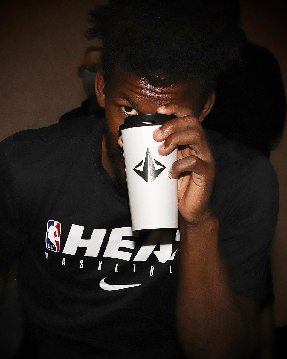 Coffee & Country... @jimmybutler's necessities! https://t.co/9QblrAnR2g
