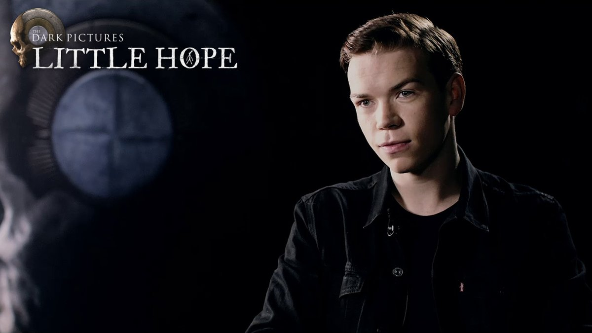 """There's a genuine sense of dread and horror"" Go behind the spine-chilling scenes of #LittleHope with @PoulterWill in Part 1 of our exclusive interview.  #TheDarkPictures https://t.co/5Kwh6P016B"