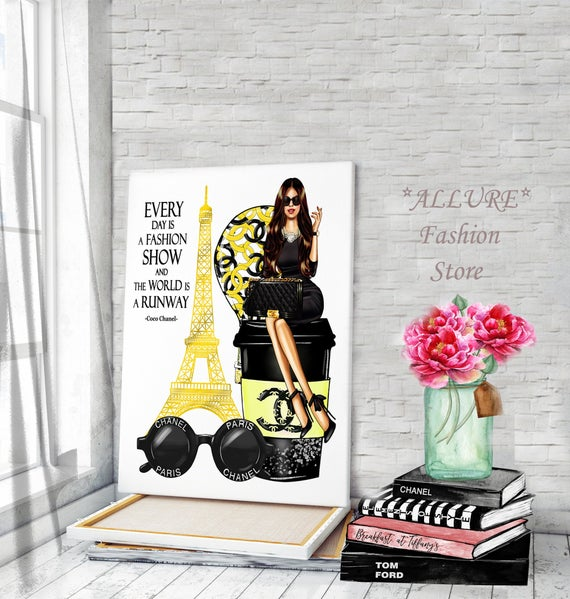 Fashion Wall Art Fashion Canvas Wall Art Girl https://etsy.me/3fNv4Oq  #fashionwallart #fashioncanvas #fashionillustration #canvasart pic.twitter.com/lmaxfECVHr