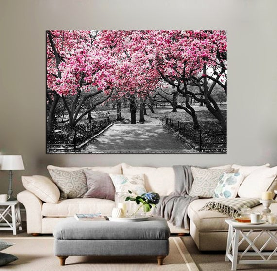 Canvas Wall Art Pink Leaves Tree Canvas Art https://etsy.me/3ksGTwW  #canvasart #canvaswallart #natureprints #canvaspainting #canvasprintspic.twitter.com/ytattLQ5ag