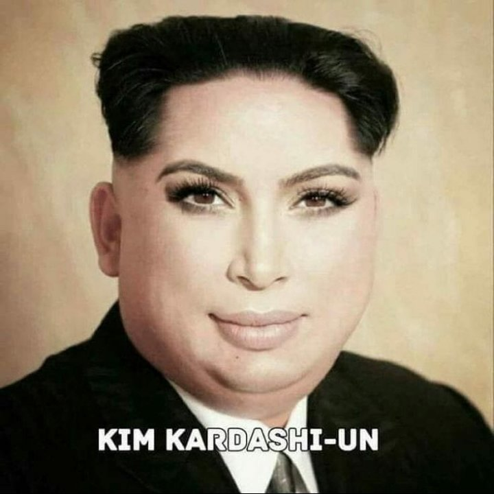 kris jong un is trending and it reminded me of kim kardashi un https://t.co/EB3OxdEjeV