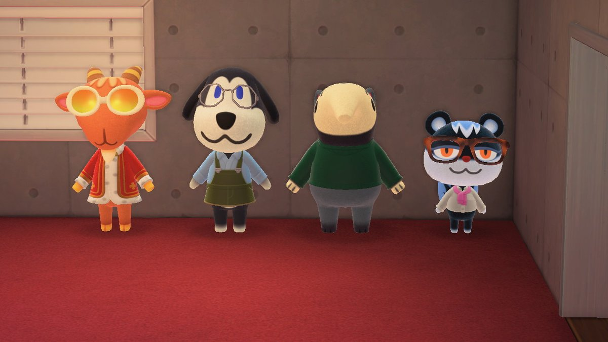 Upcoming skits are on their way! Meet the cast for the next ACNH Skit!  #AnimalCrossing #ACNH #NintendoSwitchpic.twitter.com/n78CJITz7q