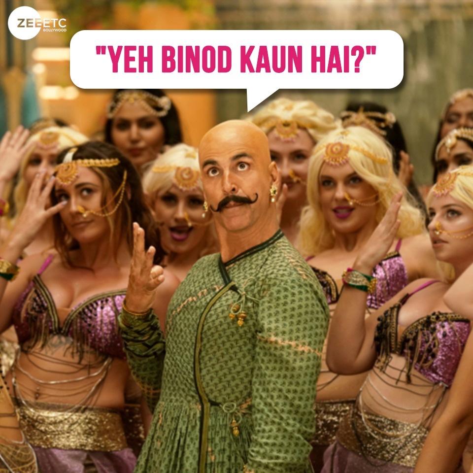 Binod, are you here? 👀  @akshaykumar   #BinodMeme #binodmemes https://t.co/Qwgg1JKO4x