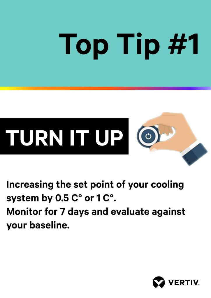 10 Top Tips for Datacentre Optimisation you can implement today at no cost.  Download the fully detailed 10 Top Tips here: https://t.co/WzeZAWPtlk https://t.co/IkiyxizWdH