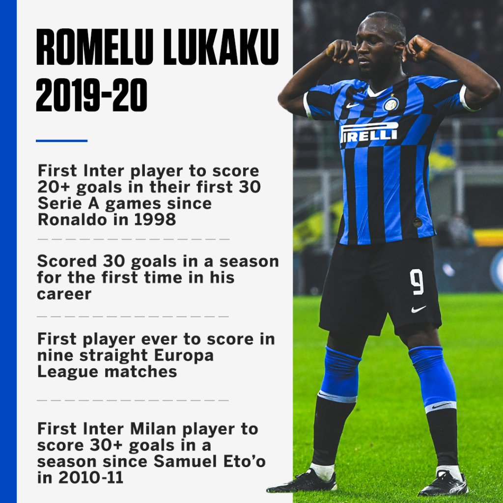 @ESPNFC's photo on Lukaku