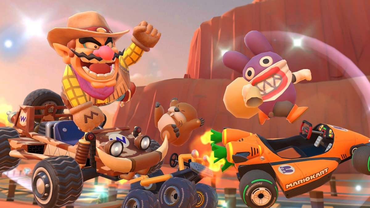 Mario Kart Tour On Twitter The Wild West Tour Is Almost Over