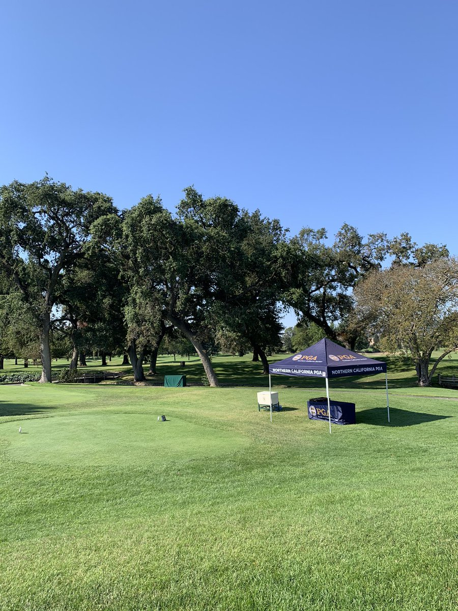 Good luck to all the participants! We@love Sonoma GC great classic course. Hats off to our partners @norcalpga for running another great event! #NCPGA #SECTIONCHAMP https://t.co/DnWFD5EJGa
