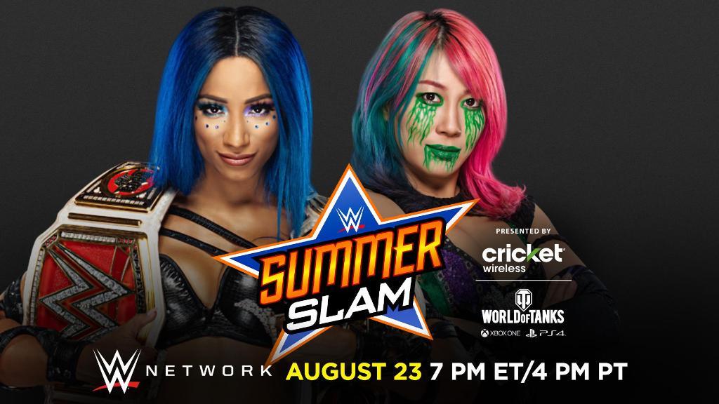 @SummerSlam's photo on #WWERaw