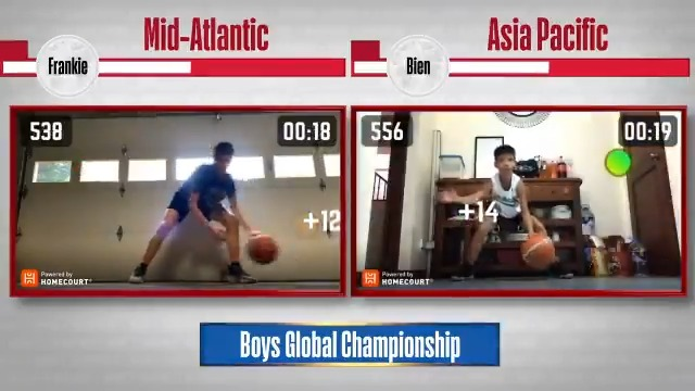 Get hyped for the Boys #JrNBAGlobalChampionship‼️   U.S. Mid-Atlantic vs. Asia Pacific 🏀   Who is going to be crowned the 2020 GLOBAL CHAMPION⁉️ Watch to find out! #WholeNewGame https://t.co/KFN4T3GhIr