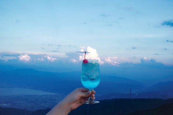 tsunekawa/旅する喫茶/クリームソーダ職人さんの投稿画像