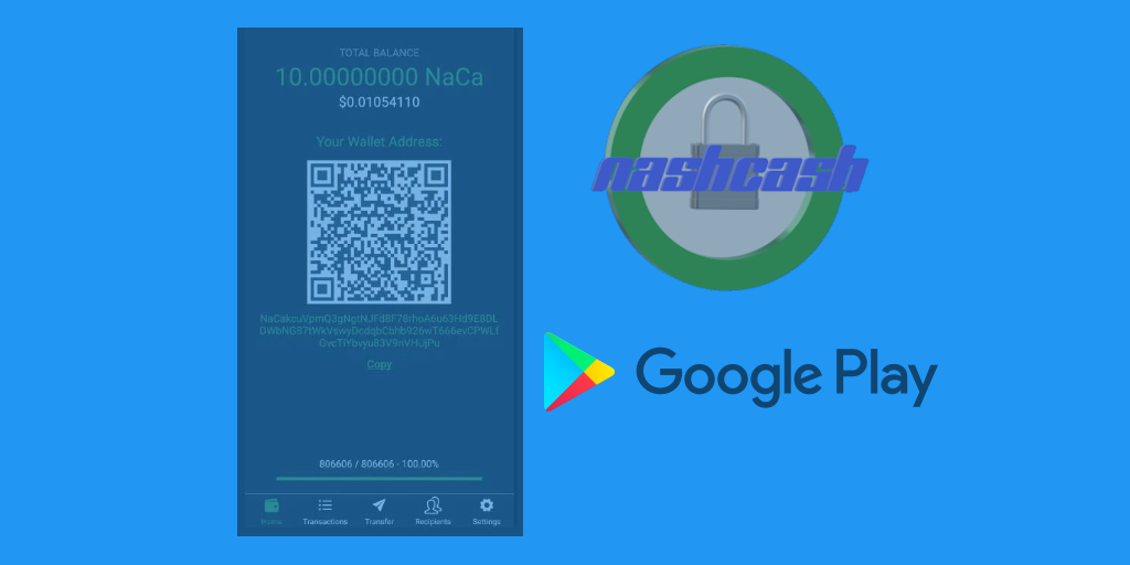 we released our new #mobilewallet in the #playstore  #nashcash #blockchain  #blockchaintechnology  #Crypto  #cryptocurrencies  #altcoin  #altcoins  #nanu #semipool #highpaypool  https://t.co/90frfanXez https://t.co/pg6Hn4rAdd