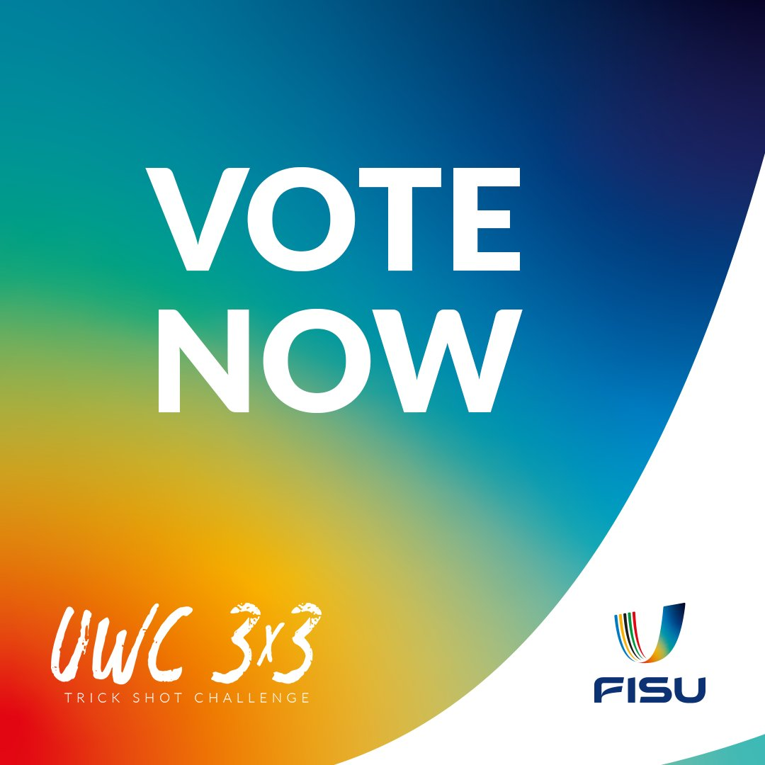 Kimiya, Eromon, Veronika or William – who you got? Vote now via FISU's Instagram Story! 🏀 #UniHoops  📲: https://t.co/IWlLFbmqNQ https://t.co/kswpiOQi1S