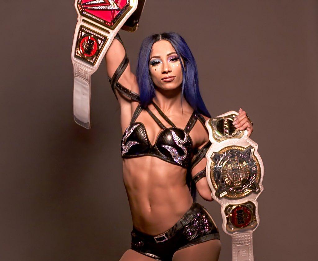 WWE Star Sasha Banks Wants To Produce An All-Women Show 2