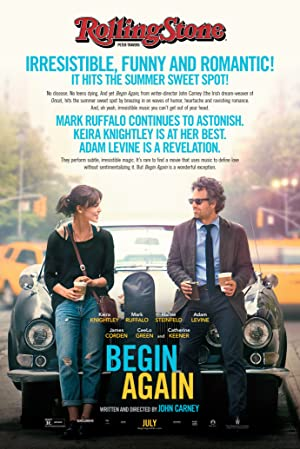 Similar movies with Begin Again (2013):      - Coyote Ugly     - Music and Lyrics     - Pardes    More : https://cinpick.com/lists/movies-like-begin-again …    #similarMovies #whatToWatch #moviespic.twitter.com/MiN173HyNZ