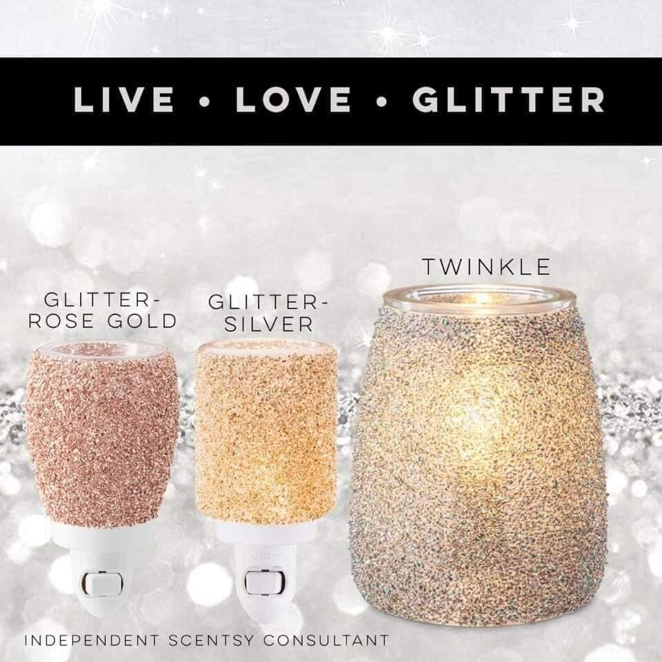 All that glitters is Scentsy. #Scentsy #glitter #ScentsyConsultantpic.twitter.com/9vsFE8npzh