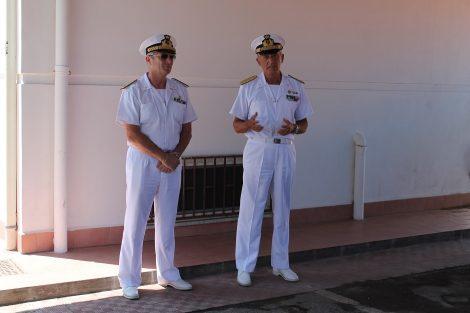 Il comandante generale della Capitaneria di Porto in visita in Sicilia (FOTO) - https://t.co/akuAAtD66h #blogsicilianotizie