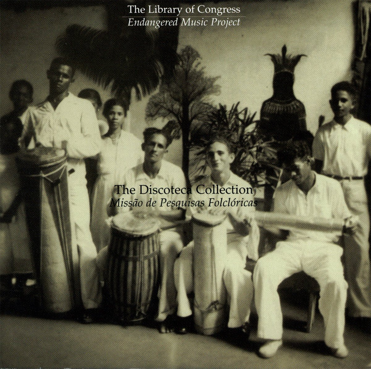 On todays #TunesTuesday were diving into the powerful sounds of northern and northeastern Brazil in 1938 as heard on The Discoteca Collection: Missão de Pesquisas Folclóricas. Have a listen to Adeus, adeus amô performed by José Aleixo Crianàa: spoti.fi/3hRG7aS