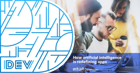 Algorithm advances combined with data-driven decision making has revolutionized the way #developers build their #apps. @georgeck explains the benefits of an AI-first approach to app development > https://t.co/3auZcmSnxA #IntuitTech https://t.co/oXPKrPIB2S