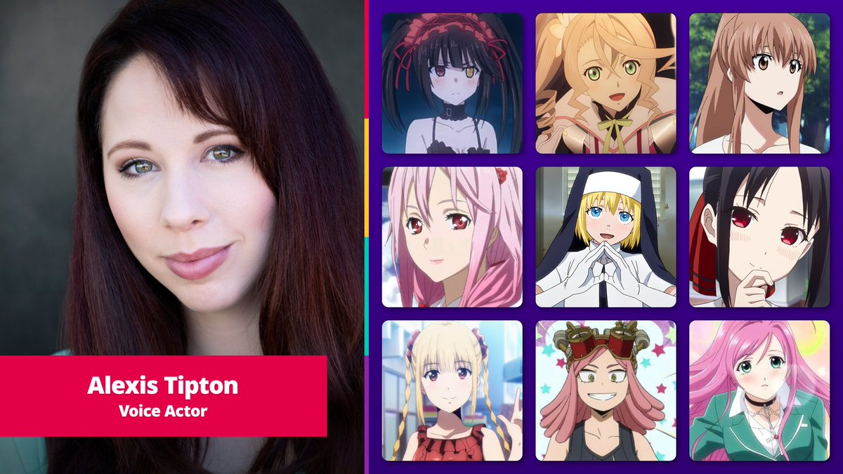 Happy birthday, @AlexisTiptonVA! 🎉🎂