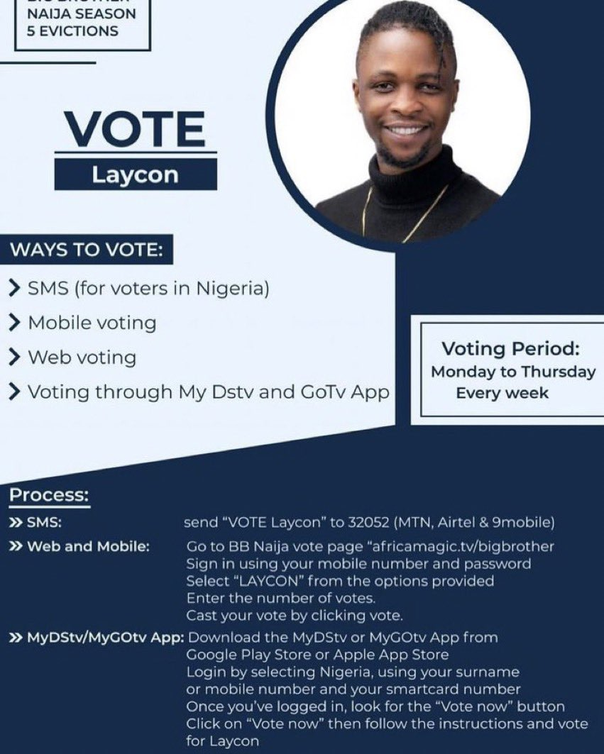 Team Laycon don forget say there's eviction on Sunday. Una go think say na Laycon won head of house and he has immunity. Na only to retweet and like we sabi, that's why they call us noisemakers. Laycon is not in a good spot guys, I'm not fronting😭 Please, keep voting! #BBNaija