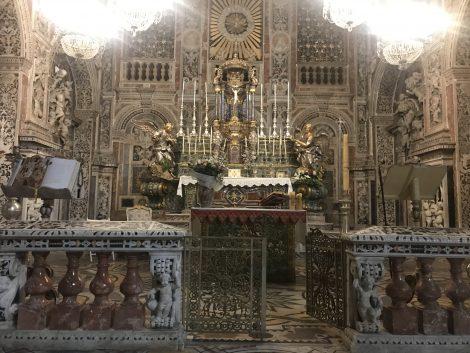 Santa Caterina d'Alessandria a RestART, tutte le curiosità della sua storia - https://t.co/v3aRTTtaaE #blogsicilianotizie