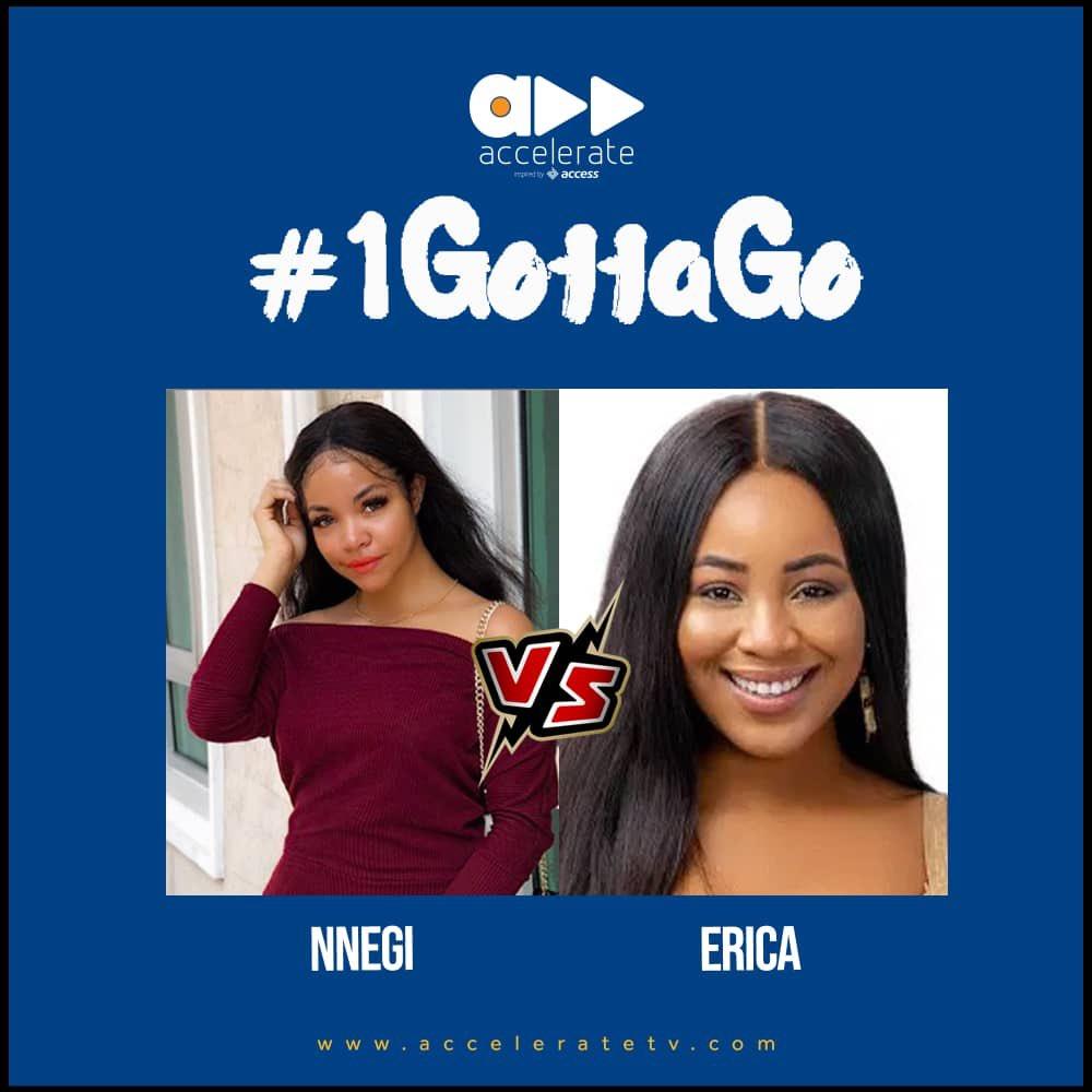 Definitely not an easy choice, we know. #BBNaijaLockdown #Nengi #KiddRica
