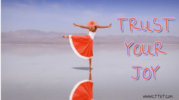 It's ok to trust your JOY! It will lead you safely to where you are meant to be. #joytrain #trust #joy #IAMChoosingLove https://t.co/0xiS4miVHZ