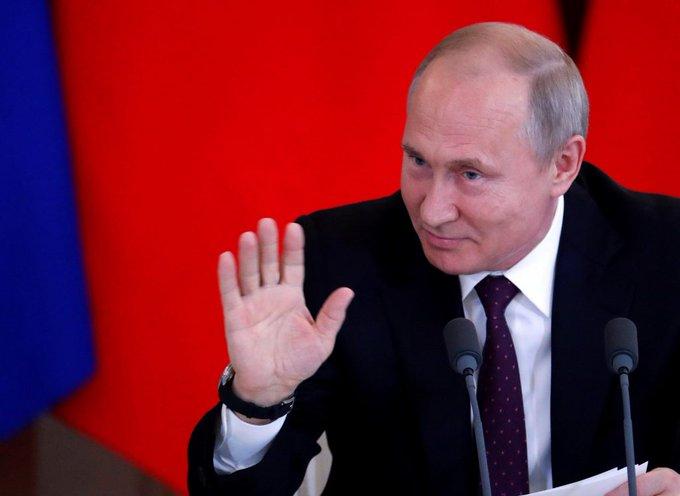 #11Ago Putin: Esta mañana fue registrada la primera vacuna contra el nuevo #COVID-19 en el mundo https://t.co/RItNOEw83A https://t.co/wQY0qu3X1q