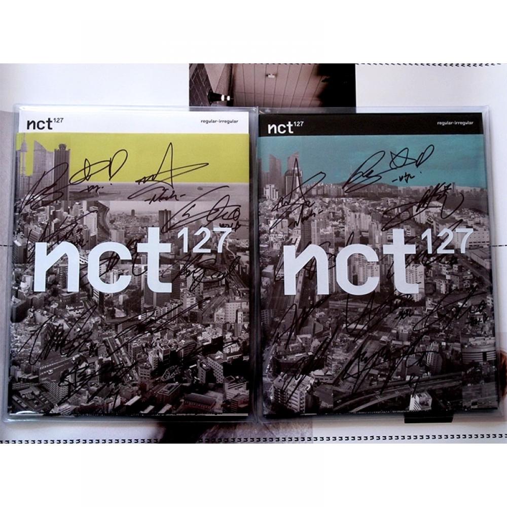 #musician #concert #band NCT127 Autographed 1st Album https://dmpmusicproduction.com/product/nct127-autographed-1st-album/…pic.twitter.com/f8DswKaDCy