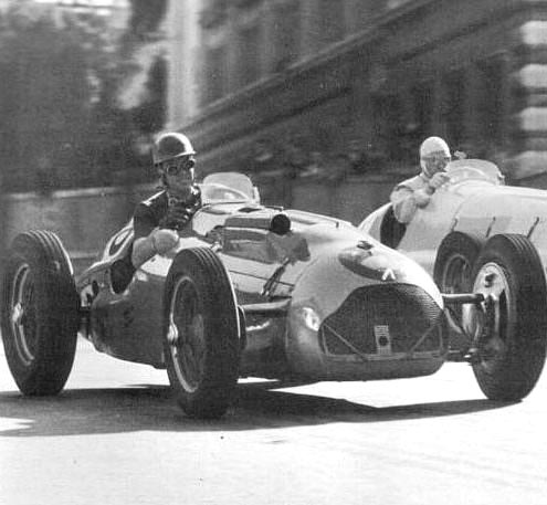 In his career of 23 #F1 Championship starts (25 GPs), Johnny Claes 🇧🇪 achieved two Top-7 finishes (1950 #MonacoGP 📷 & 1951 #BelgianGP) Photo: Attila Gergász https://t.co/keJn82z4VV https://t.co/TLclOp1nx5