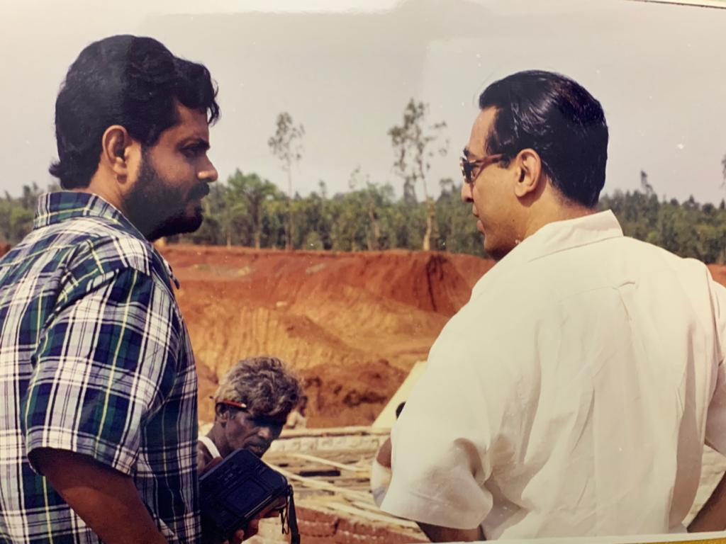 .@ikamalhaasan sir has been paving new path on whatever he chooses to do .. He has always been a visionary ahead of his time, and I am sure he will do the same in all his future ventures. Very excited for what's to come!  #61YearsOfKamalism https://t.co/AkDBpAyKPz