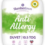 Image for the Tweet beginning: Slumberdown Anti Allergy Double Duvet