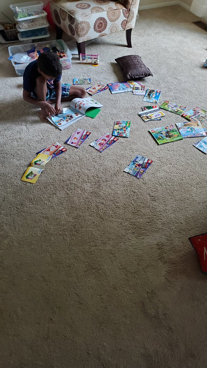 I asked my 5 yr old what he's doing.  Him: Looking at which one we can sell.     #fliplife #familybusiness pic.twitter.com/uSq3Y1nrPR