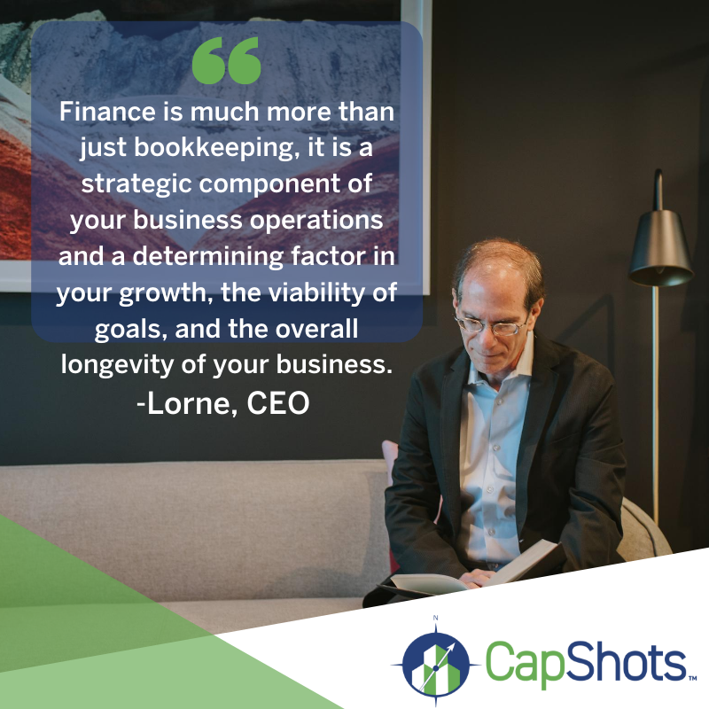 Capshots™ is the #financialcompass for those with little to no financial background, translating industry concepts into practical business #finance. pic.twitter.com/gcZ05o6XlM