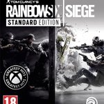 Image for the Tweet beginning: Tom Clancy's Rainbow Six Siege