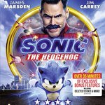 Image for the Tweet beginning: Sonic the Hedgehog Blu Ray