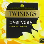 Image for the Tweet beginning: Twinings Everyday Tea 400 Bags