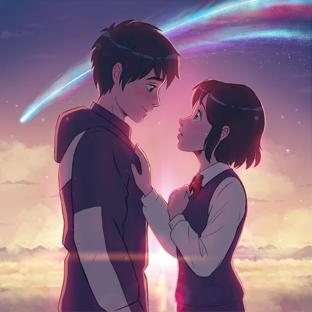 Recordando los feelings de #yourname  pic.twitter.com/6WDn7ft9Ud