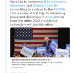 Image for the Tweet beginning: #BREAKING Joe Biden chooses @KamalaHarris as