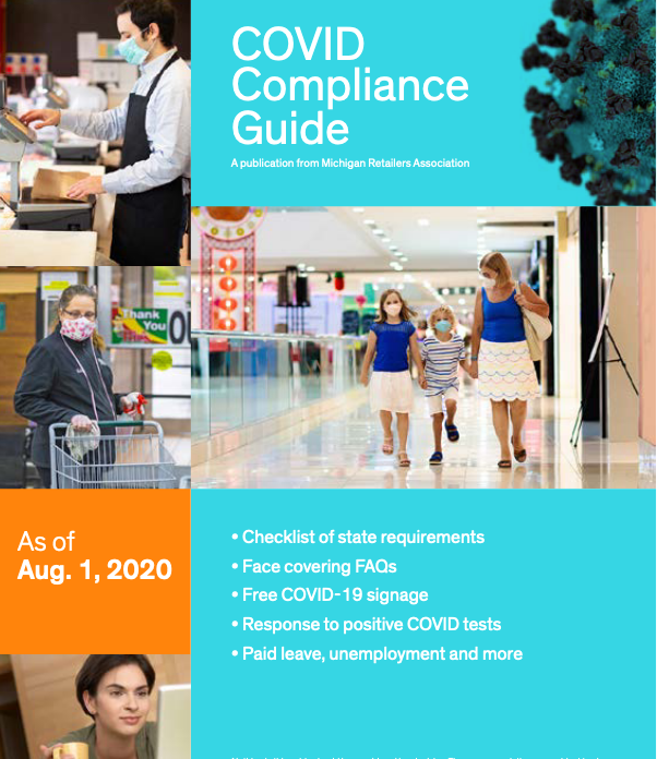 Our COVID Compliance Guide includes a checklist of state requirements, face-covering FAQs, info on free workplace signs, response tips when an employee and more! Check it out here: https://t.co/DrlMbBNTFy https://t.co/kTe0AKpYia