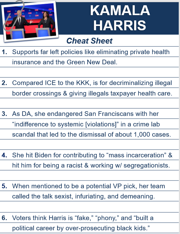 What you need to know about Kamala Harris: