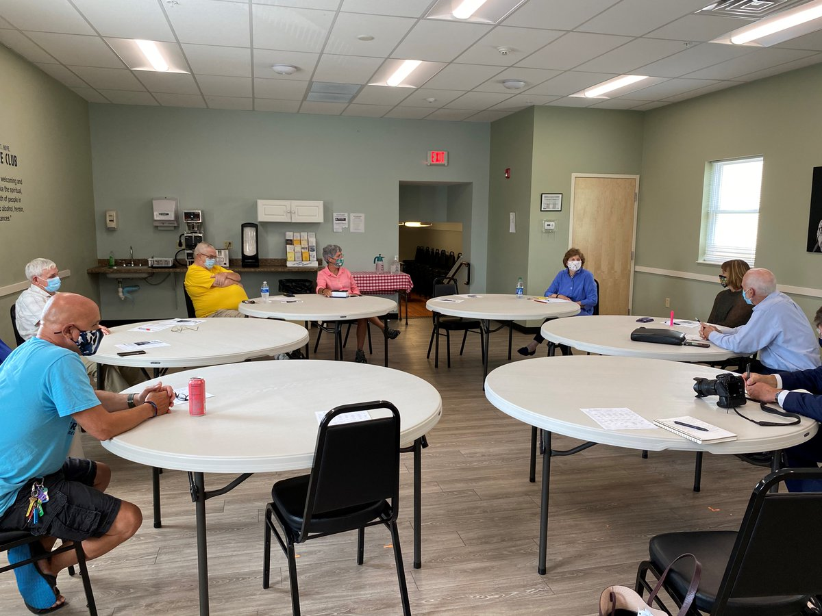 Organizations like the Triangle Club in Dover are working tirelessly to help those w/substance use disorder. COVID has worsened the SUD crisis that impacts so many in NH. Future relief legislation must include help for recovery organizations to meet the needs of Granite Staters.