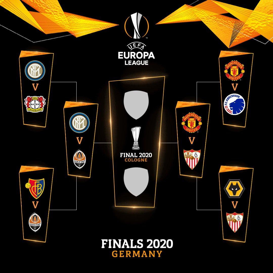 Demi-finales de la Ligue Europa