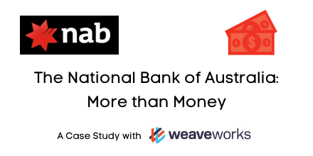 New case study on how #GitOps helped @NAB, Australias largest business bank decrease operational overhead for their move to EKS: We turned to Weaveworks because of their extensive EKS and Kubernetes experience, including their close partnership with AWS bit.ly/3gPfweo