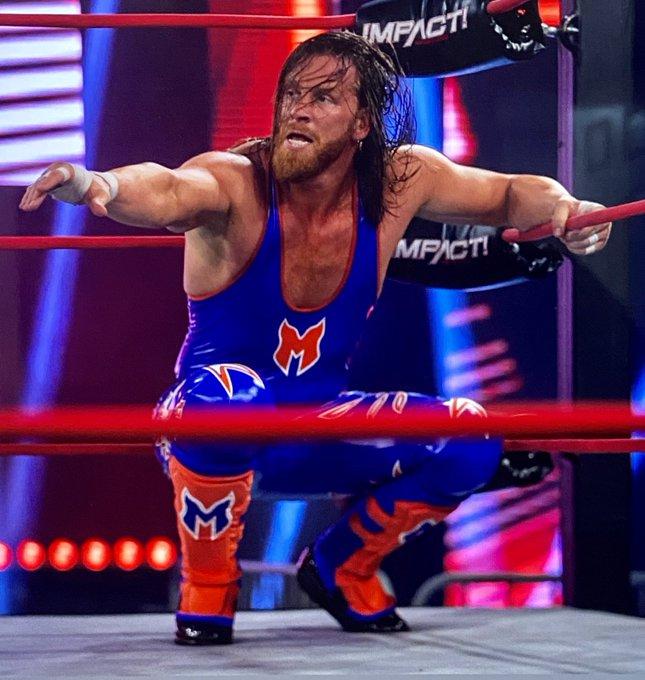 Curt Hawkins faz o seu retorno a IMPACT Wrestling