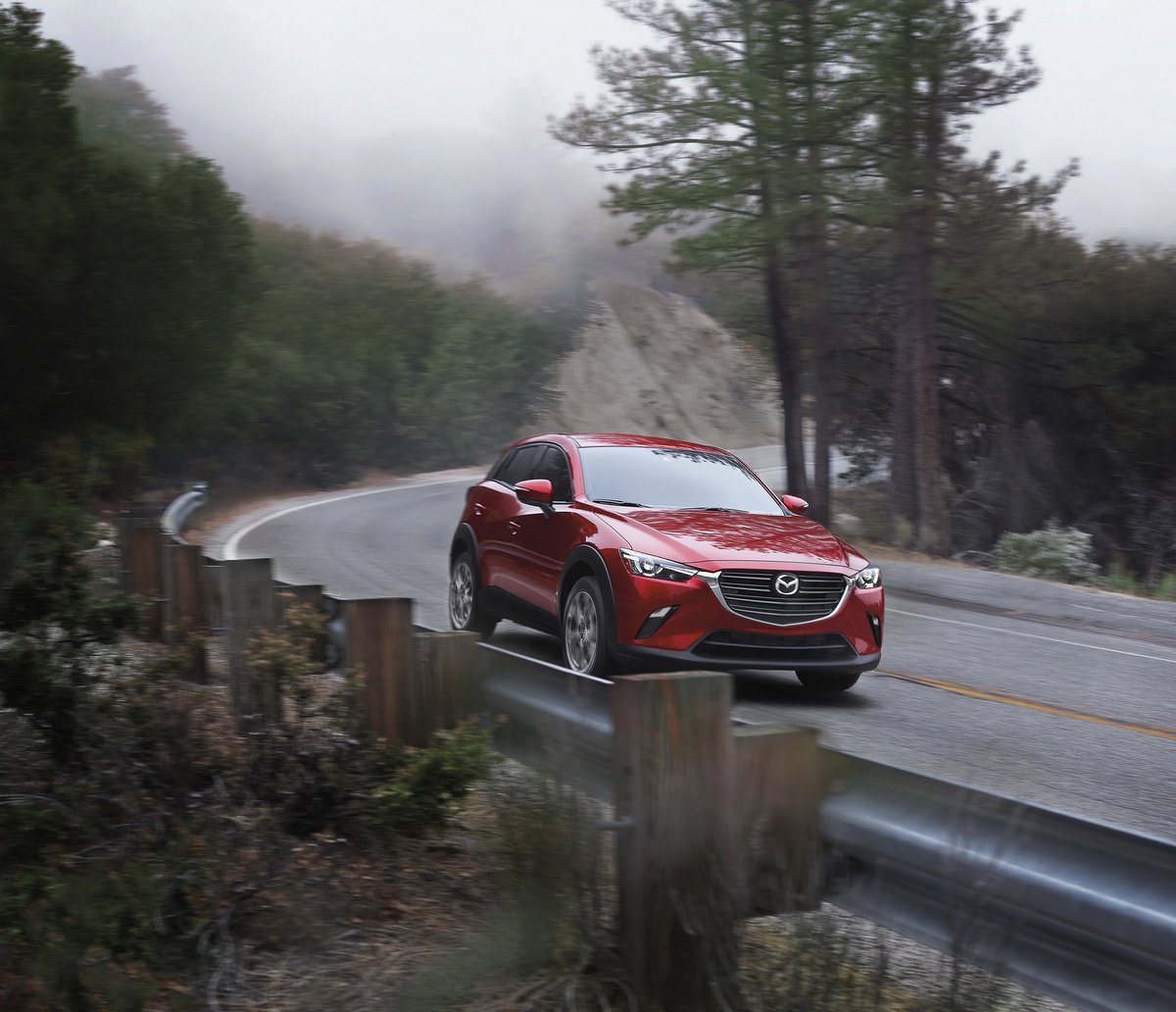 cole marzen on twitter the mazda cx 3 will come standard with the company s iactivsense suite of safety and driver assistance tech for the 2021my additionally the crossover will arrive in u s dealers twitter